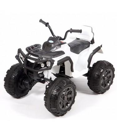 Детский электроквадроцикл Barty Т001МР White | Купить, цена, отзывы