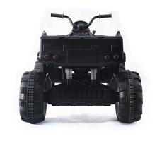 фото детского электроквадроцикла Barty Т009МР Black сзади