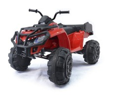 Детский электроквадроцикл Barty Т009МР Red