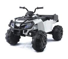 Детский электроквадроцикл Barty Т009МР White