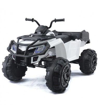 Детский электроквадроцикл Barty Т009МР White | Купить, цена, отзывы