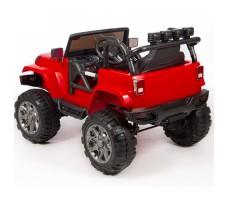 фото электромобиля Barty Т010МР 4*4 Red сзади