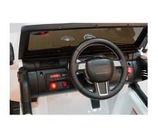 фото из салона электромобиля Barty Т010МР 4*4 White