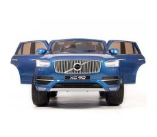 фото электромобиля Barty Volvo XC90 Blue спереди