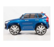 фото электромобиля Barty Volvo XC90 Blue сбоку