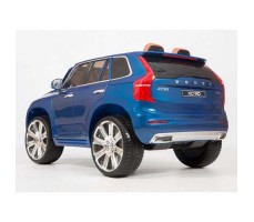 фото электромобиля Barty Volvo XC90 Blue сзади