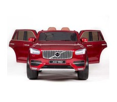 фото электромобиля Barty Volvo XC90 Red спереди