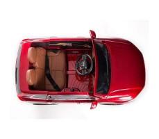 фото электромобиля Barty Volvo XC90 Red сверху