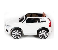 фото электромобиля Barty Volvo XC90 White сбоку