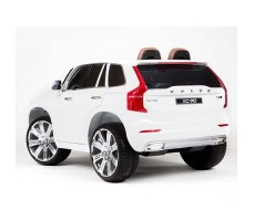 фото электромобиля Barty Volvo XC90 White сзади