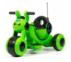 Детский электромотоцикл Barty Y-MAXI YM77 Green