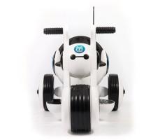 фото детского электромотоцикла Barty Y-MAXI YM77 White спереди