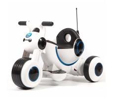 Детский электромотоцикл Barty Y-MAXI YM77 White