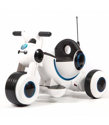 Детский электромотоцикл Barty Y-MAXI YM77 White | Купить, цена, отзывы