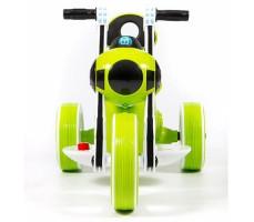 фото детского электромотоцикла Barty Y-MAXI YM93 Green спереди