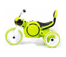фото детского электромотоцикла Barty Y-MAXI YM93 Green сбоку