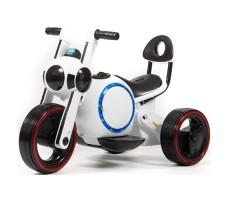 Детский электромотоцикл Barty Y-MAXI YM93 White