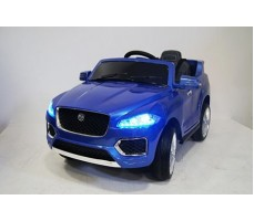 Электромобиль JAGUAR F-PACE Blue