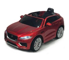 Электромобиль JAGUAR F-PACE Cherry