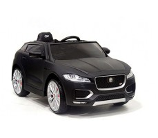 фото Электромобиль JAGUAR F-PACE Black