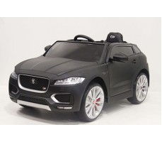 Электромобиль JAGUAR F-PACE Black