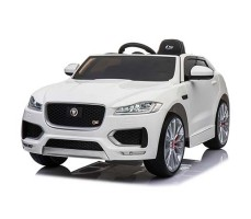 Электромобиль JAGUAR F-PACE White
