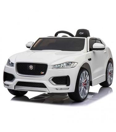 Электромобиль JAGUAR F-PACE White | Купить, цена, отзывы