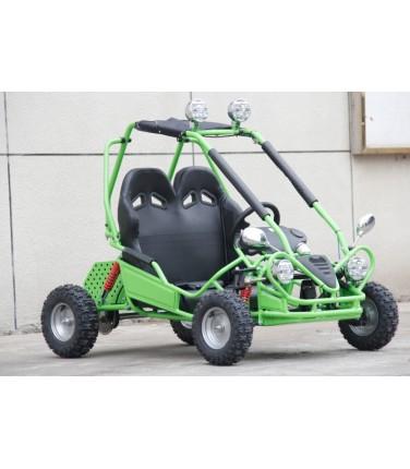 Электробагги Joy Automatic Trophy MC-247 зеленый | Купить, цена, отзывы