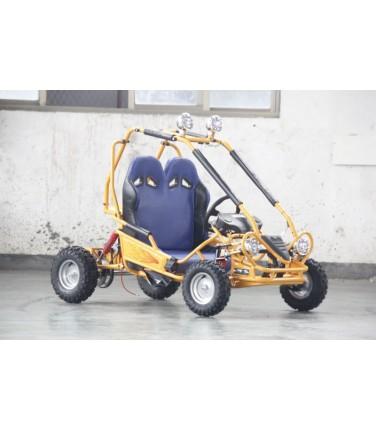 Электробагги Joy Automatic Trophy MC-247 желтый | Купить, цена, отзывы