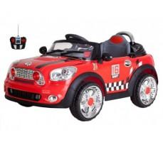 Электромобиль 118 Mini Cooper Red (р/у)
