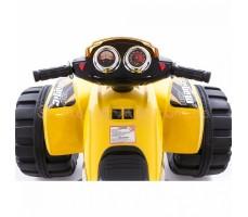Фото приборной панели электроквадроцикла Joy Automatic 318 BigQuad Yellow