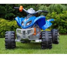 Фото электроквадроцикла Joy Automatic KL-108  Ranger Pro 2 Blue вид спереди