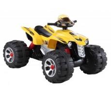 Электроквадроцикл Joy Automatic 318 BigQuad Yellow