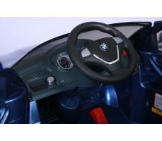 Фото приборной панели электромобиля Joy Automatic BMW JJ 258 Х6 Blue