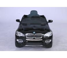 Электромобиль BMW JJ 258 Х6 Black (р/у)