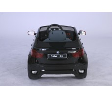 Фото электромобиля Joy Automatic BMW JJ 258 Х6 Black вид сзади