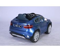Фото электромобиля Joy Automatic BMW JJ 258 Х6 Blue