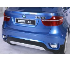 Фото багажника электромобиля Joy Automatic BMW JJ 258 Х6 Blue