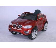 Электромобиль BMW JJ 258 Х6 Red (р/у)
