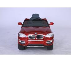 Фото электромобиля Joy Automatic BMW JJ 258 Х6 Red вид спереди
