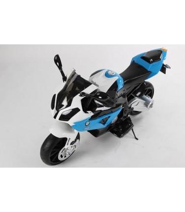 Электробайк JT528 BMW голубой   Купить, цена, отзывы
