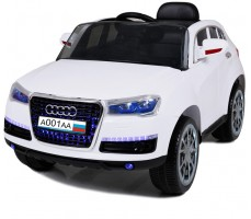 Электромобиль KL088 AudiQ White (р/у)
