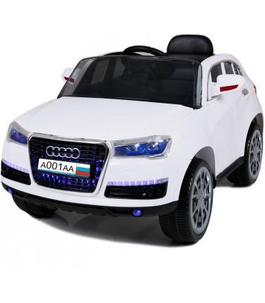Электромобиль KL088 AudiQ белый | Купить, цена, отзывы