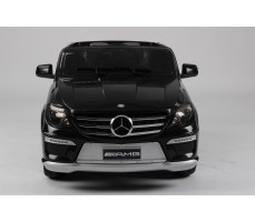 Фото электромобиля Joy Automatic Mercedes Benz ML63 AMG  LUXE Black вид спереди