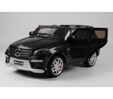 Фото электромобиля Joy Automatic Mercedes Benz ML63 AMG  LUXE Black вид сбоку