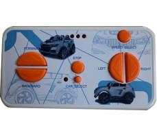 Фото пульта управления электромобилем Joy Automatic ZP5040 Porsсhe White