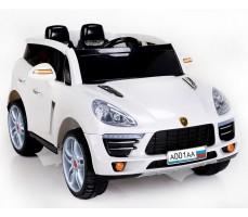 Электромобиль ZP5040 Porsсhe White (р/у)