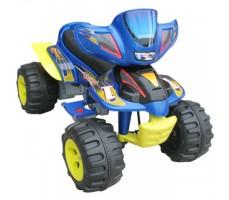 Электроквадроцикл 22 Quad Blue