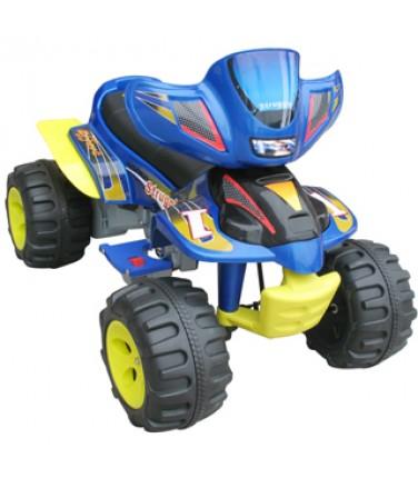 Электроквадроцикл 22 Quad синий   Купить, цена, отзывы