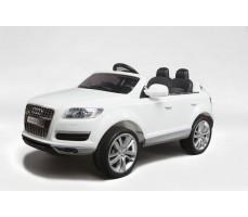 Электромобиль Audi Q7 White (р/у)